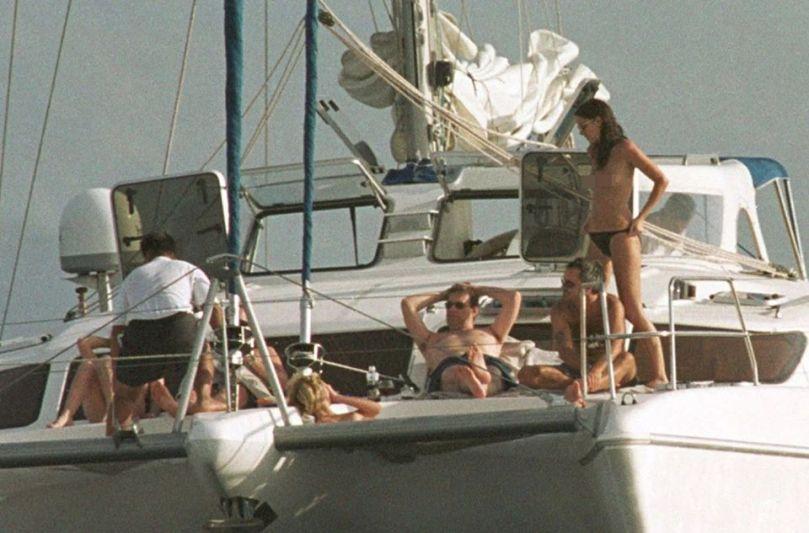 andrew epstein yacht