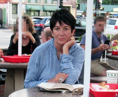 Ghislaine Maxwell latest